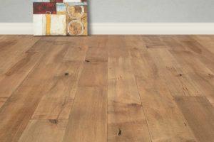 Tesoro Woods Maple Wood Flooring Coastal Lowlands, Chamois EcoTimber Vintage Gatehouse Spiced