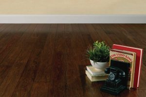 "Tesoro Woods Densified Poplar Wood Flooring, 3-7/8"" Havana EcoTimber Strand Poplar Tobacco"