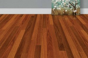 "EcoTimber Tesoro Woods Exotic Great Southern Woods, 3"" Caribbean Cherry Wood Flooring"