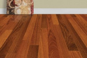 "EcoTimber Tesoro Woods Exotic Great Southern Woods, 5"" Caribbean Cherry Wood Flooring"