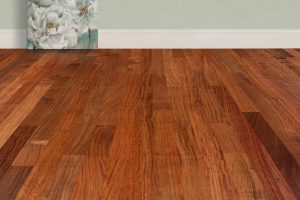 "EcoTimber Tesoro Woods Exotic Great Southern Woods, 3"" Santos Mahogany Wood Flooring"