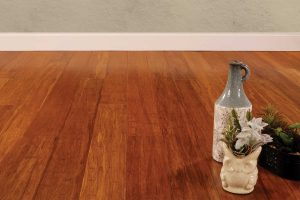 "Tesoro Woods Strand Bamboo Flooring, 5"" California Coast Strand Bamboo, Newport EcoTimber Caramel"